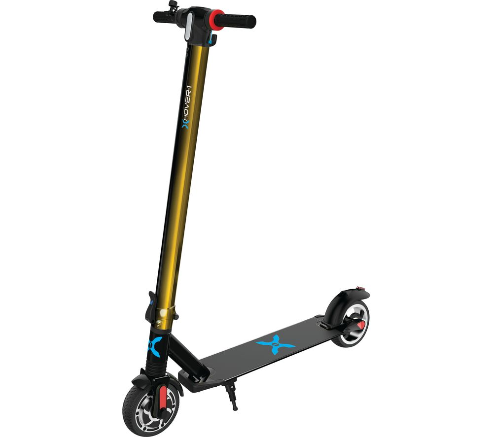 HOVER-1 Eagle Electric Folding Scooter - Black & Gold