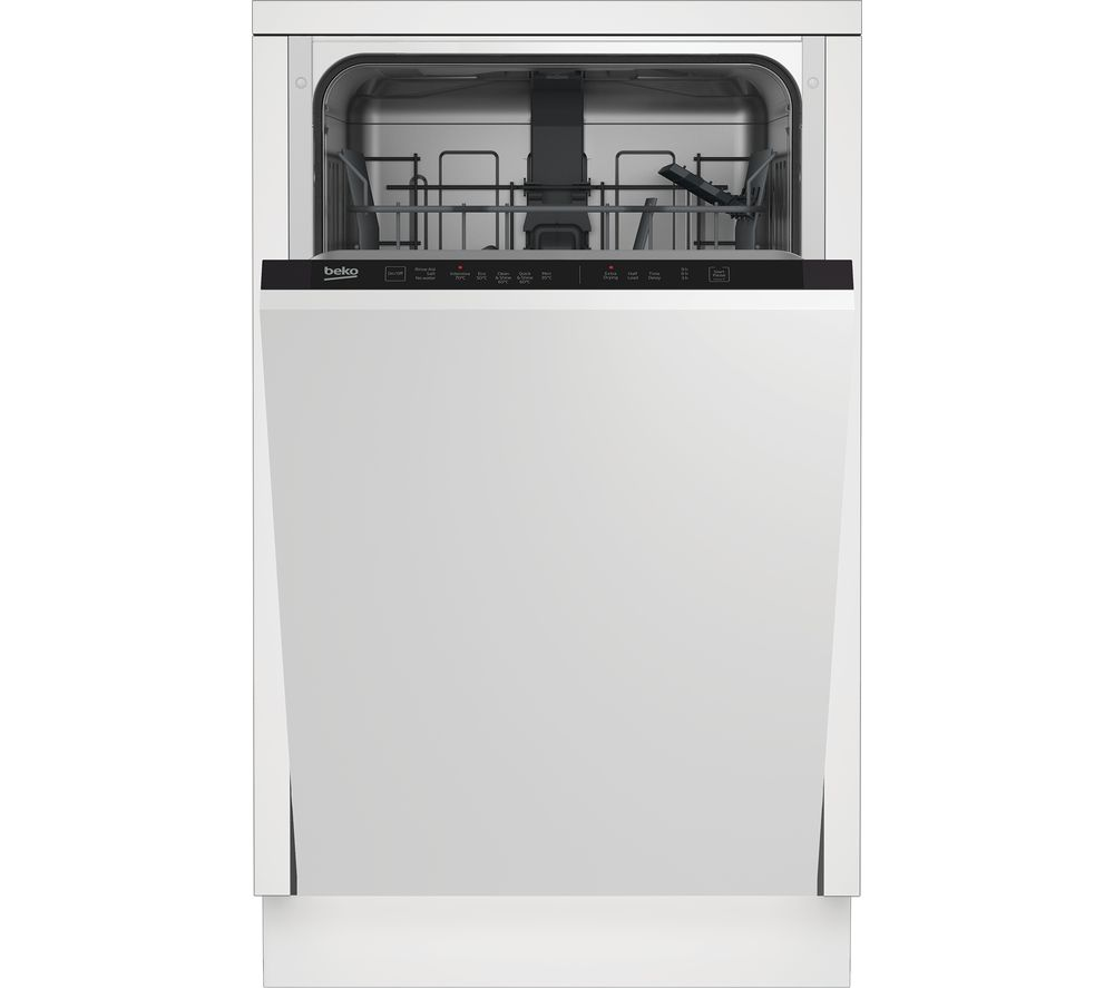 BEKO DIS15020 Slimline Fully Integrated Dishwasher