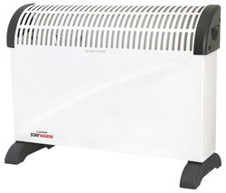 StayWarm F2403WH Convector Heater - White