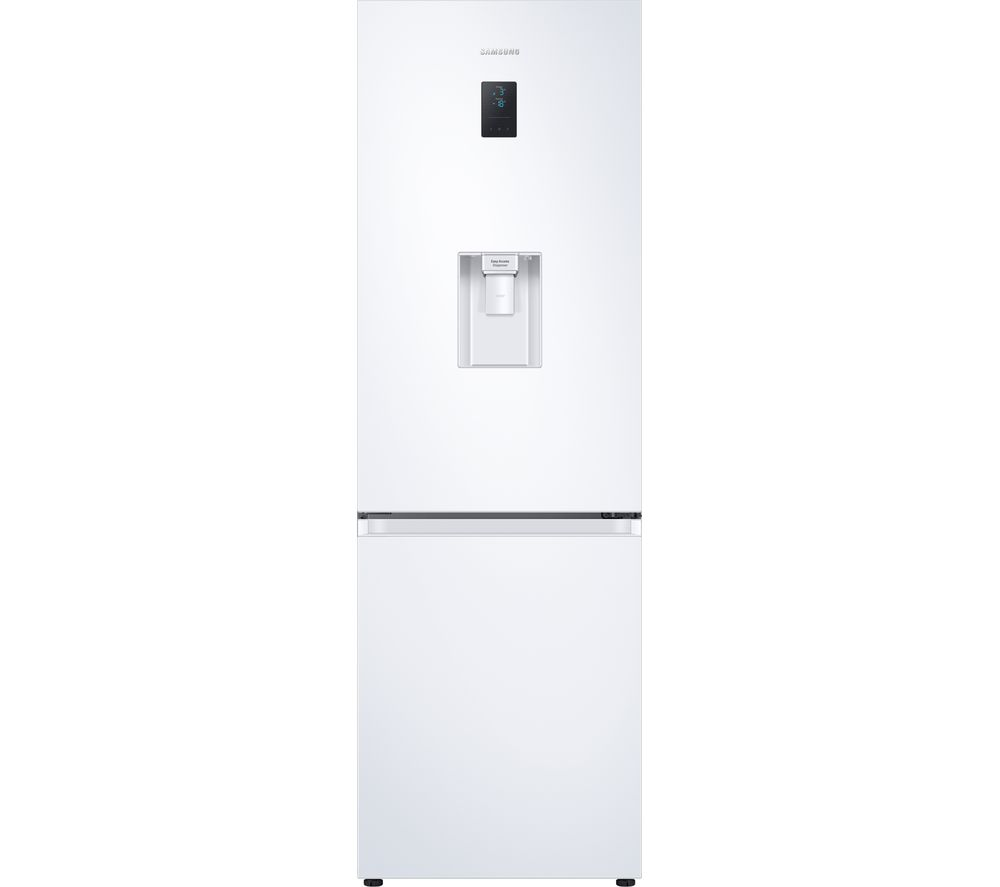 SAMSUNG RB34T652DWW/EU 70/30 Fridge Freezer – White, White