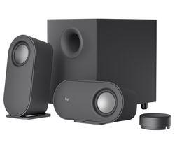 Z407 2.1 Wireless PC Speakers - Black