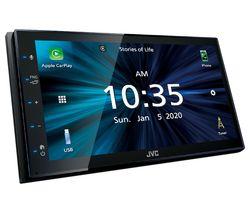 KW-M560BT Smart Bluetooth Car Radio - Black