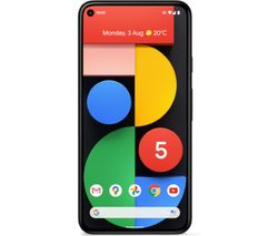 Pixel 5 - 128 GB, Just Black