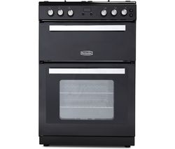 RMC61DFK 60 cm Dual Fuel Cooker - Black