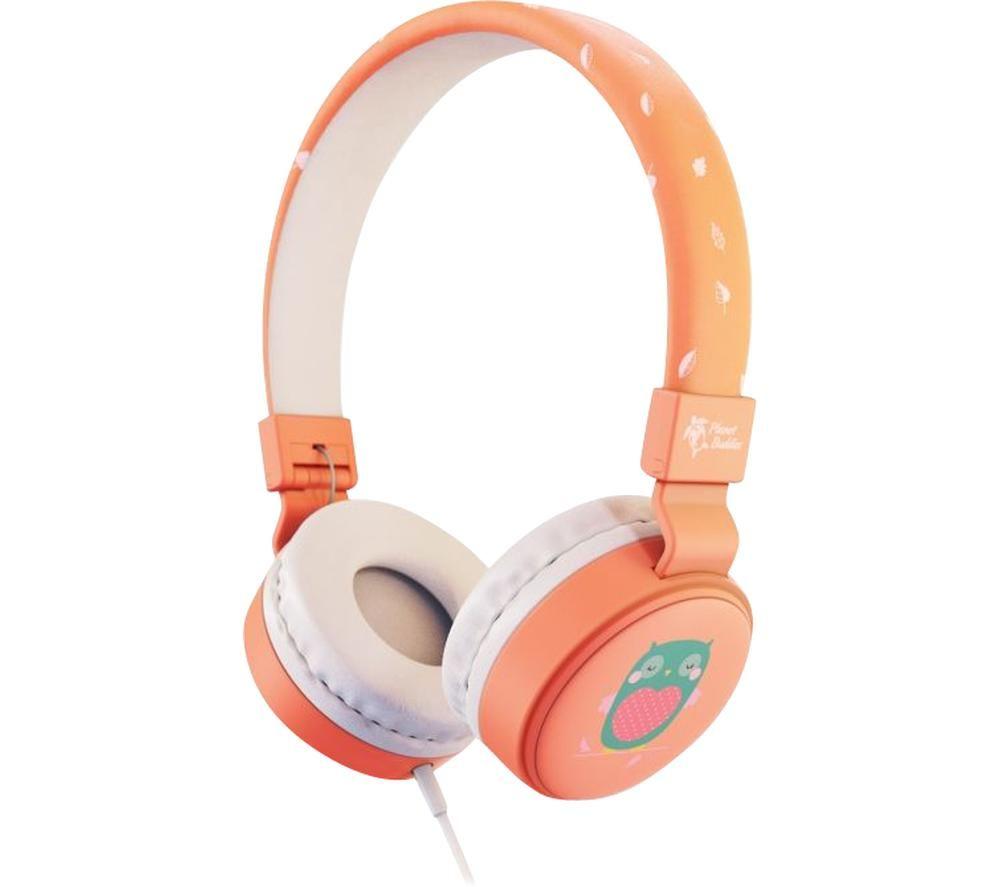 PLANET BUDDIES PBOWWHP Kids Headphones - Olive the Owl