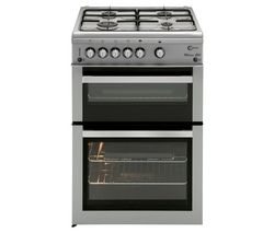 ML61NDSP Gas Cooker - Silver