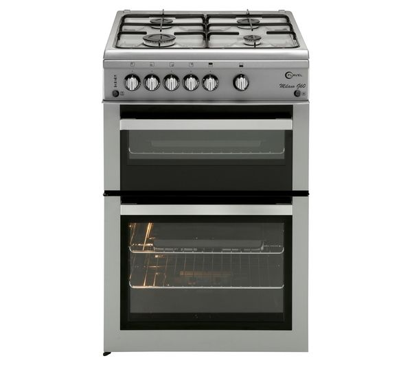 FLAVEL ML61NDSP Gas Cooker - Silver