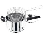 JUDGE VISTA JJ84 22 cm Chip Pan - Stainless Steel