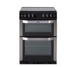 BELLING FSG60DO Gas Cooker - Stainless Steel