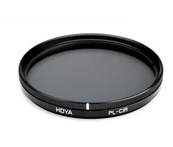 HOYA Circular Polarising Lens Filter - 58 mm