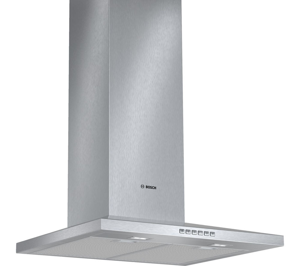 BOSCH Classixx DWW067A50B Chimney Cooker Hood - Stainless Steel