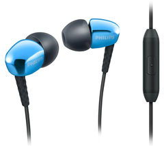 PHILIPS SHE3905 Headphones - Blue