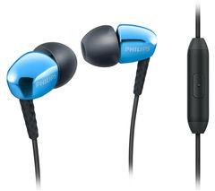 PHILIPS SHE3905 Headphones - Blue