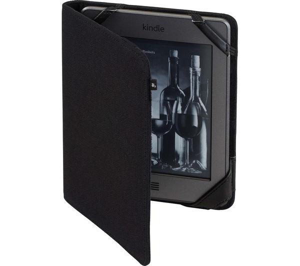 GOJI GKNTBK15 Kindle Paperwhite Case - Black