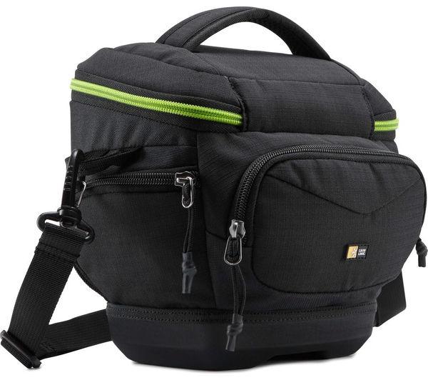 Image of CASE LOGIC KDM101 Kontrast Compact System Camera Bag - Black