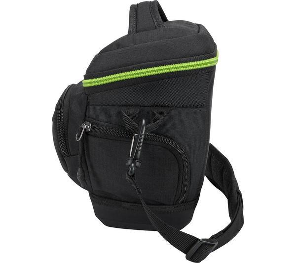 a6f54d3efd993 CASE LOGIC KDM101 Kontrast Compact System Camera Bag - Black Fast ...