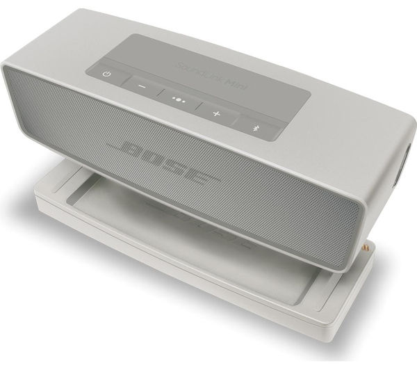 Image of BOSE SoundLink Mini Bluetooth Wireless Speaker II - Pearl