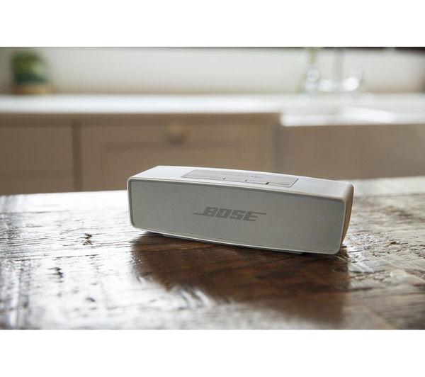 BOSE SoundLink Mini Bluetooth Wireless Speaker II - Pearl