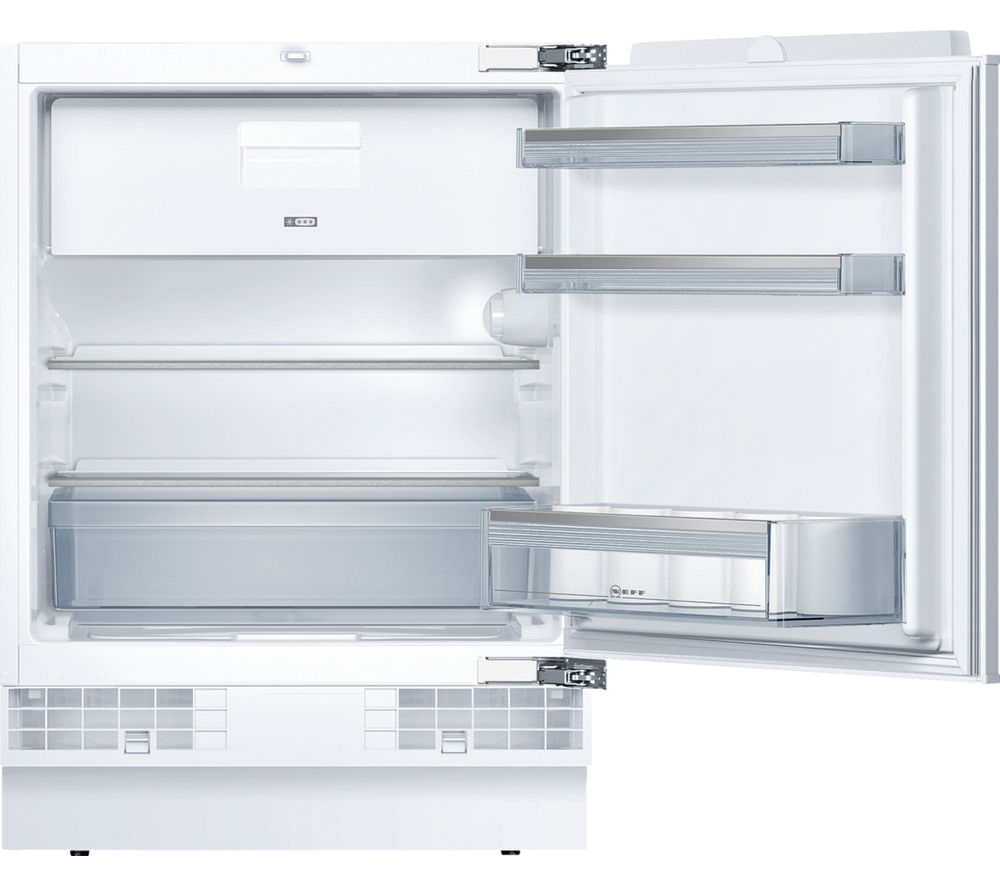 NEFF K4336X8GB Integrated Undercounter Fridge