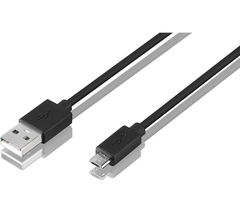 LOGIK L3MICBK16 USB to Micro USB Cable - 3 m