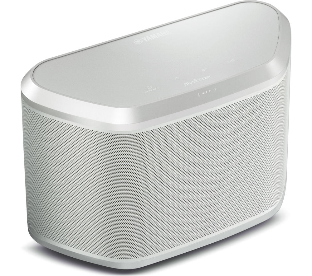 YAMAHA WX030 Wireless Smart Sound Multi-Room Speaker - White
