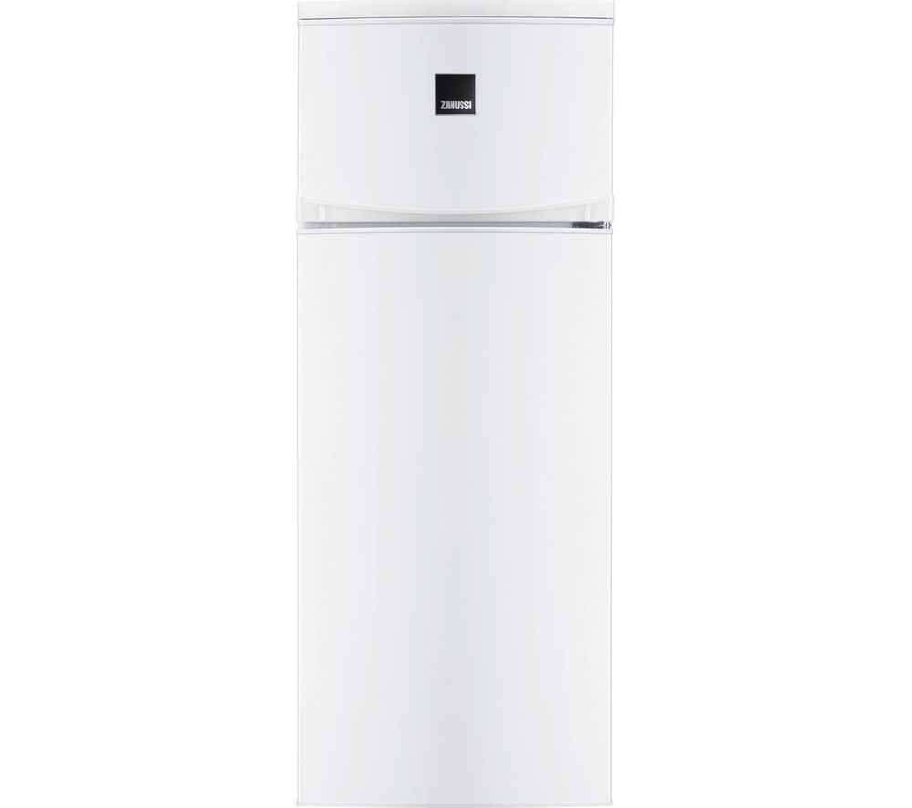 ZANUSSI ZRT23103WA Fridge Freezer - White, White Review thumbnail