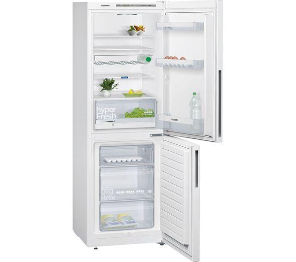 SIEMENS IQ300 KG33VVW31G 60/40 Fridge Freezer   White Great Ideas