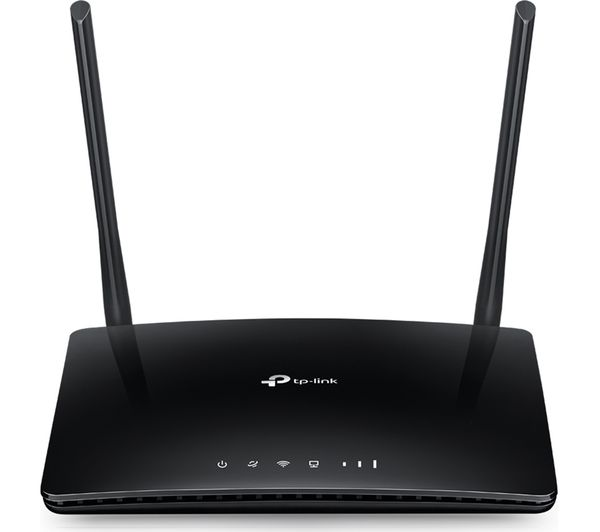 Image of TP-LINK Archer MR200 WiFi 4G Router - AC 750, Dual-band