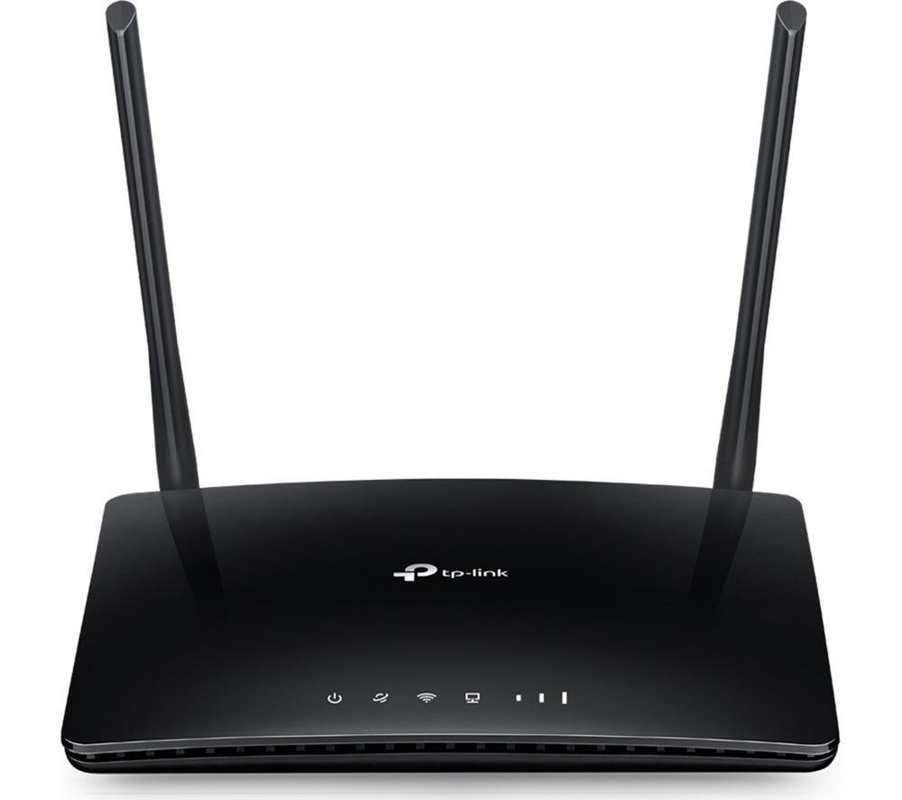 TP-LINK Archer MR200 WiFi 4G Router - AC 750, Dual-band
