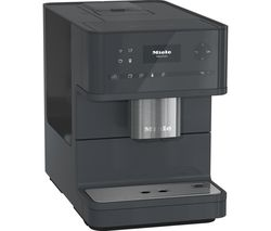 MIELE CM 6150 Bean to Cup Coffee Machine - Graphite Grey Best Price, Cheapest Prices