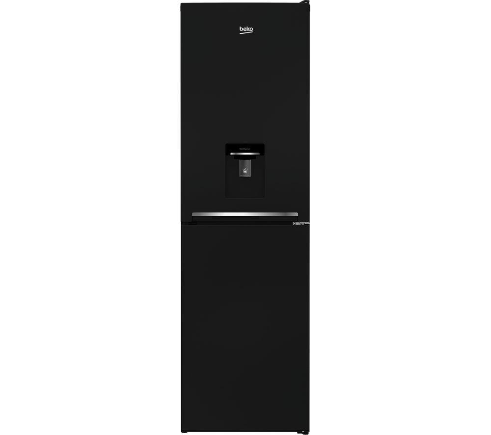 BEKO CSG1582DB 50/50 Fridge Freezer - Black
