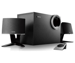 EDIFIER M1380 2.1 PC Speakers - Black