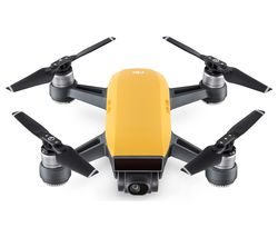 DJI Spark Drone - Sunshine Yellow