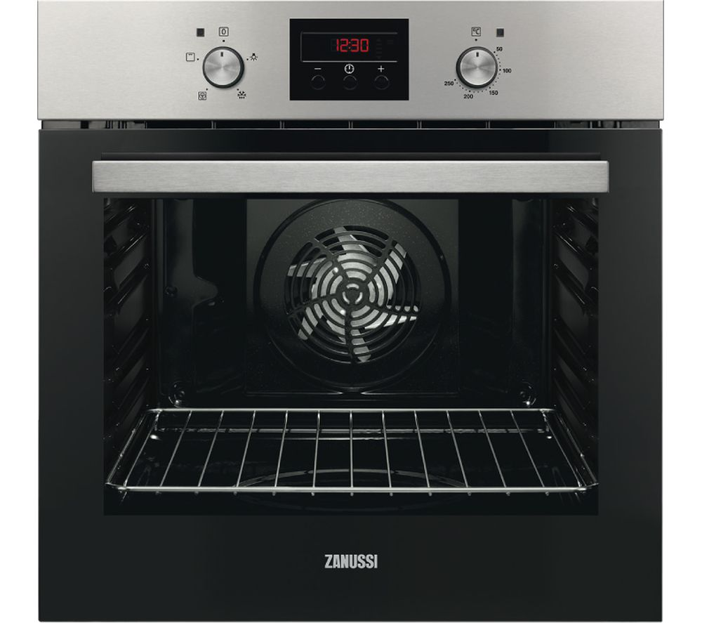 ZANUSSI ZOB35481XA Electric Oven - Stainless Steel