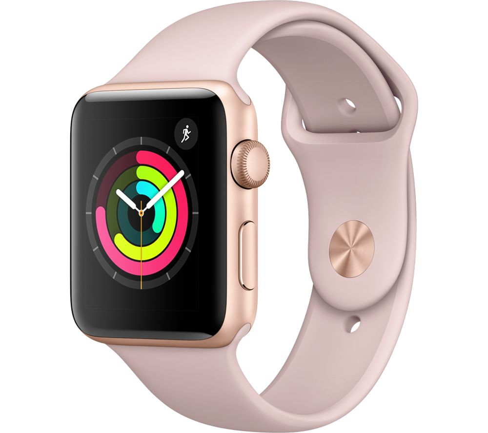APPLE Watch Series 3 42 mm Pink cheapest retail price