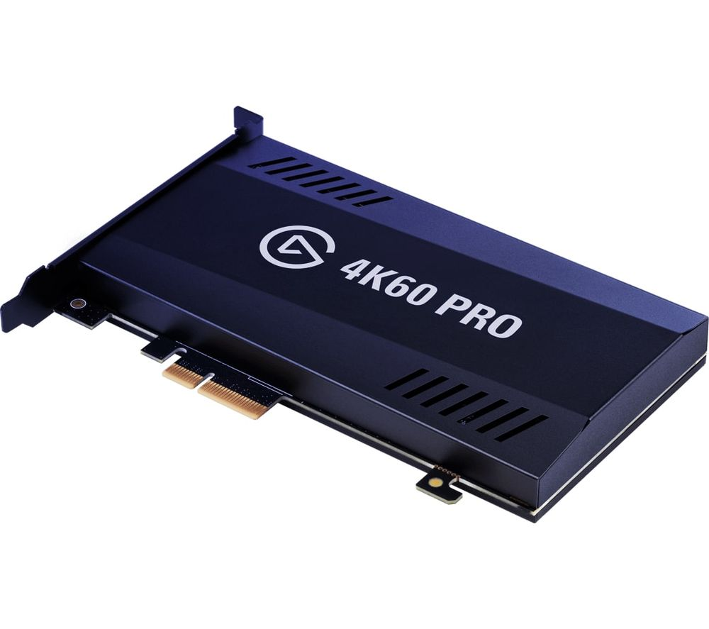 Compare retail prices of ELGATO 4K60 PRO Game Capture Card to get the best deal online