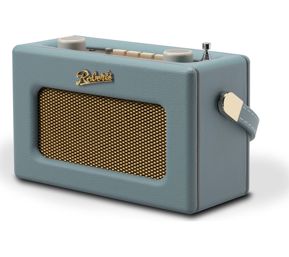 ROBERTS Revival Uno Retro Portable DAB+/FM Radio - Duck Egg