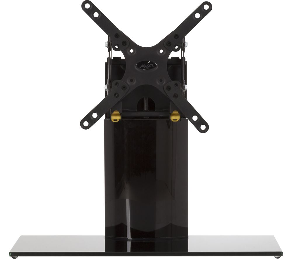 AVF B202BBB TV Stand with Bracket - Black, Black