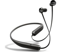 SOL REPUBLIC Shadow Wireless Bluetooth Headphones - Black