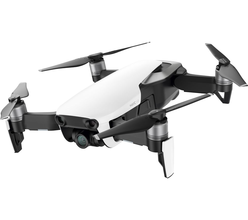 DJI Mavic Air Drone with Controller & Accessory Pack - Arctic White