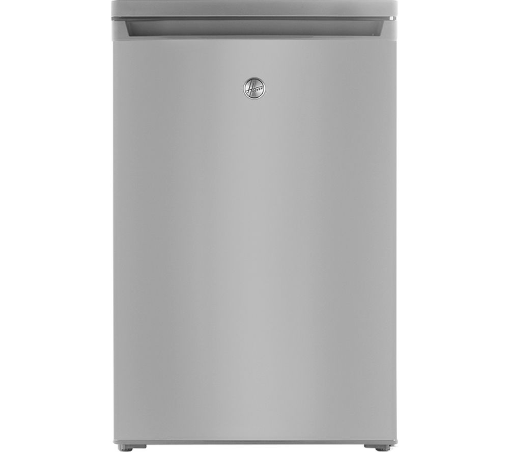 Image of HOOVER HFZE54XK Undercounter Freezer - Stainless Steel, Stainless Steel