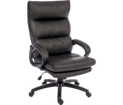 Luxe 6913 Reclining Executive Chair - Black