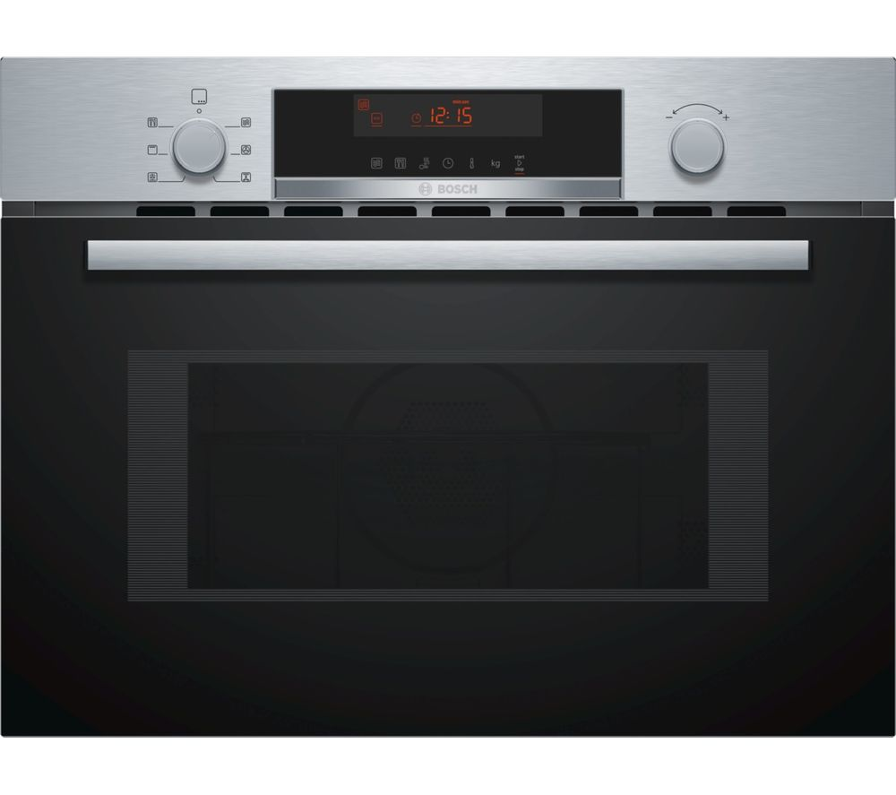 BOSCH CMA583MS0B Built-in Combination Microwave - Stainless Steel