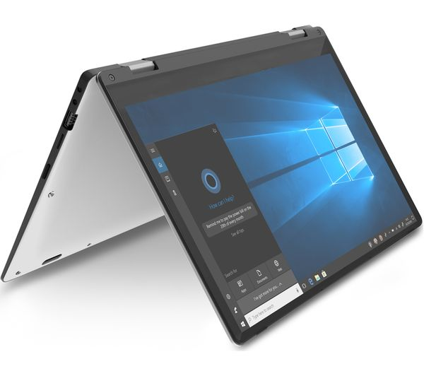 "Image of GEO Flex 11.6"" Intel® Celeron® 2 in 1 - 32 GB eMMC, Silver"