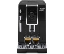 DELONGHI Dinamica ECAM 350.15B Bean to Cup Coffee Machine - Black Best Price, Cheapest Prices