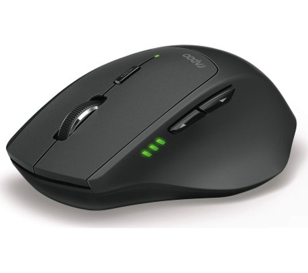 RAPOO MT550 Wireless Optical Mouse