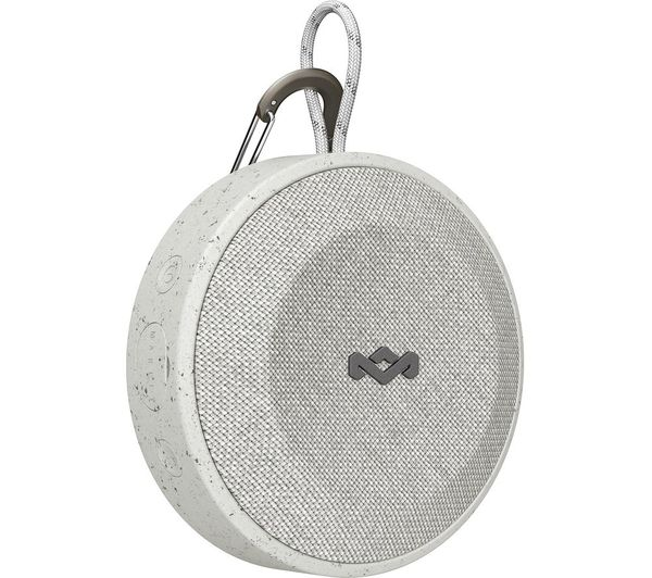 Image of HOUSE OF MARLEY No Bounds EM-JA015-GY Portable Bluetooth Speaker - Grey