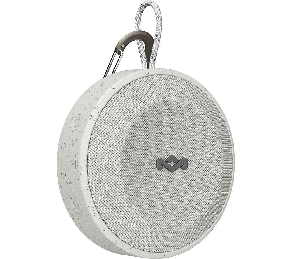 House Of Marley No Bounds EM-JA015-GY Portable Bluetooth Speaker specs