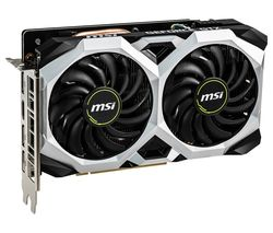 MSI GeForce GTX 1660 6 GB VENTUS XS OC Graphics Card