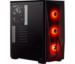 CORSAIR Carbide Series SPEC-DELTA RGB Mid-Tower ATX PC Case
